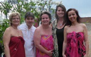 Team des Tantra-Tempel Niederkassel 2014